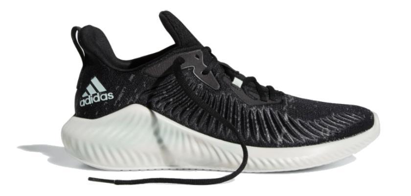 Adidas Alphabounce + Run Parley, mediasuela