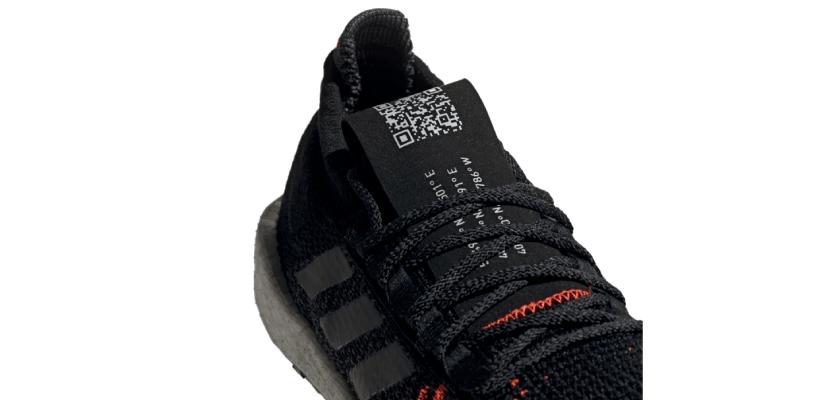 Adidas Pulseboost HD, lengueta