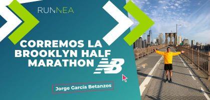 Corremos la Brooklyn Half Marathon de la mano de New Balance