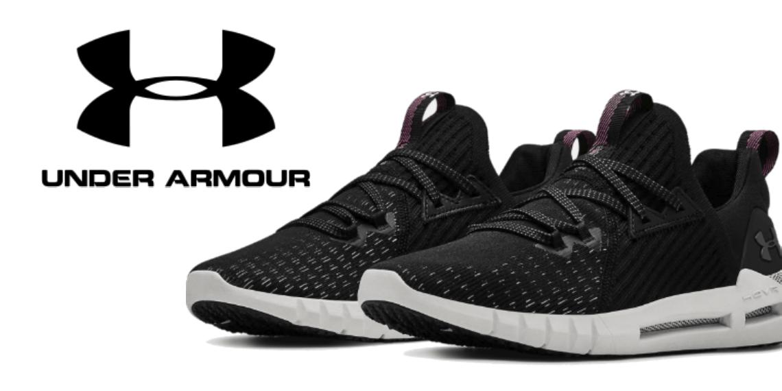 Sneakers Under Armour HOVR SLK EVO vuelve con mejoras en su estilo