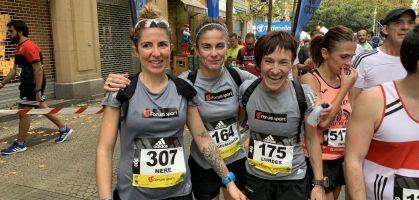Estas son las liebres de la Behobia San Sebastián 2019