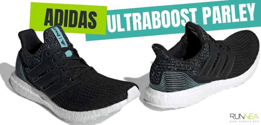 Las zapatillas de running más destacadas de la colección Parley de adidas - Ultraboost Parley