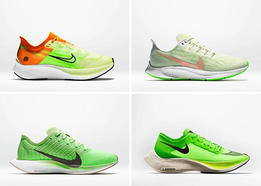 Las zapatillas de running de Nike Zoom Family 2019 - foto1