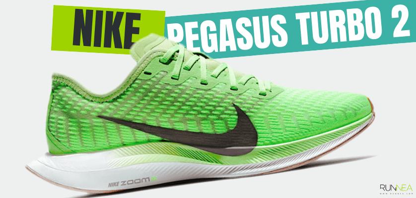 Zapatillas de running de Nike Zoom Family 2019 - Nike Pegasus Turbo 2