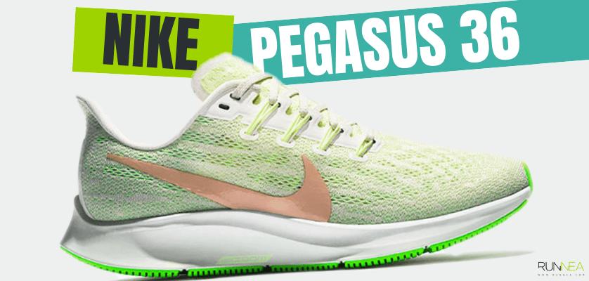 Zapatillas de running de Nike Zoom Family 2019 - Nike Pegasus 36