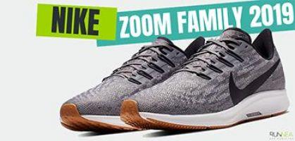 Las zapatillas voladoras Nike Zoom Family 2019: ¿Con qué modelo te identificas más?