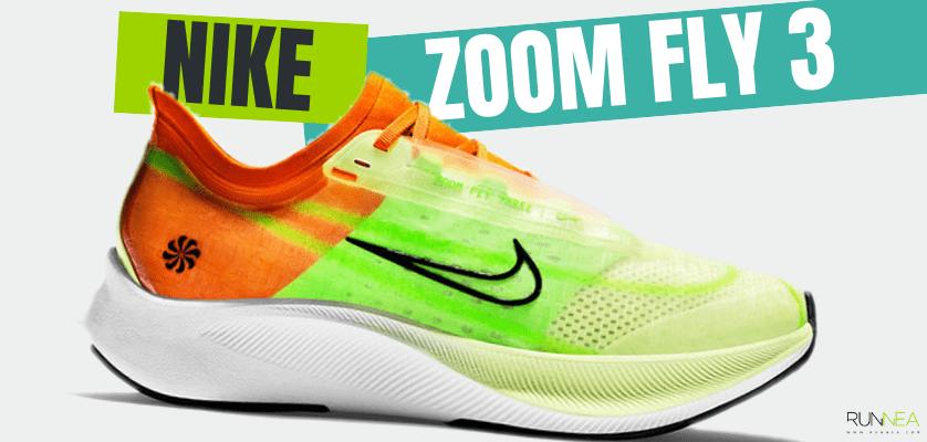 Zapatillas de running de Nike Zoom Family 2019 - Nike Zoom Fly 3