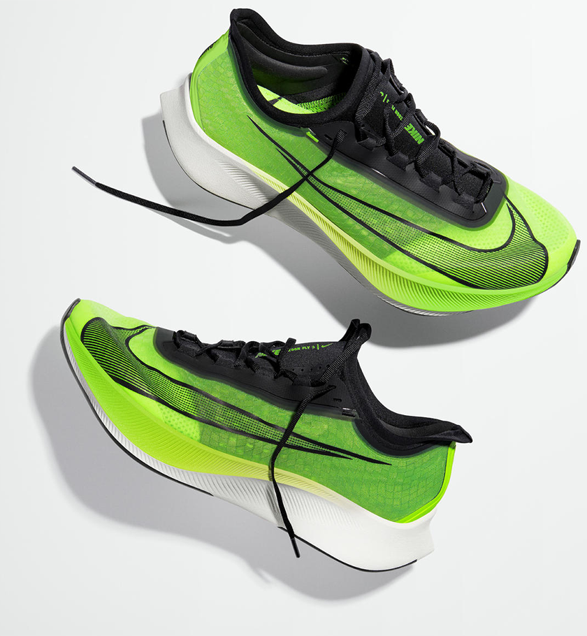 Nike Zoom Fly 3, miembro destacado de la serie Nike Zoom Family 2019 - foto 3