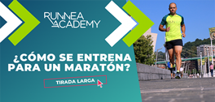 La tirada larga: ¿Cómo se entrena para un maratón?