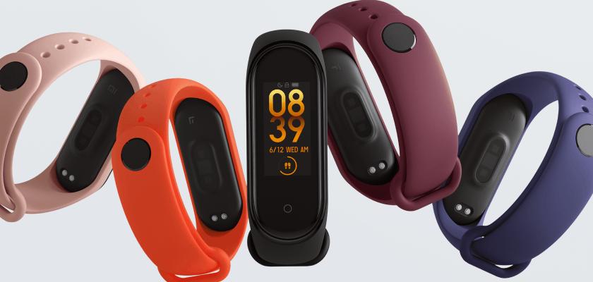 Esta pulsera de actividad te da la facilidad de cambiar de correa y las tienes hasta en 5 colores