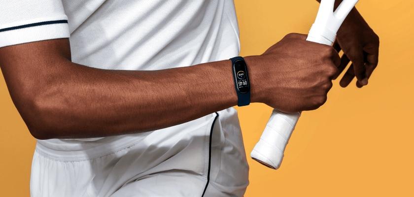 En esta Xiaomi Mi Band 4 vas a poder registrar todas tus actividades