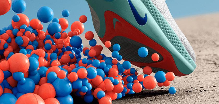 Nike Joyride Run Flyknit, ingenieria