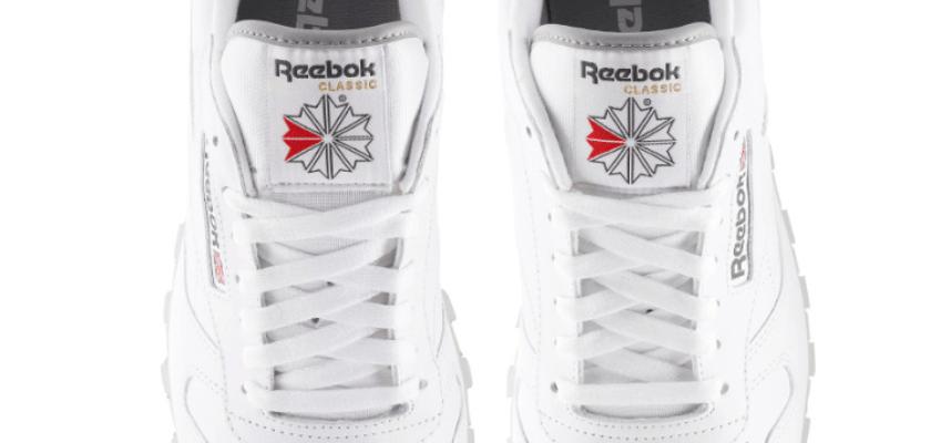 Reebok Classic Leather, logo