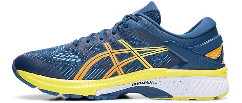 ASICS Gel Kayano 26, zapatilla de running para corredores pronadores - foto 2