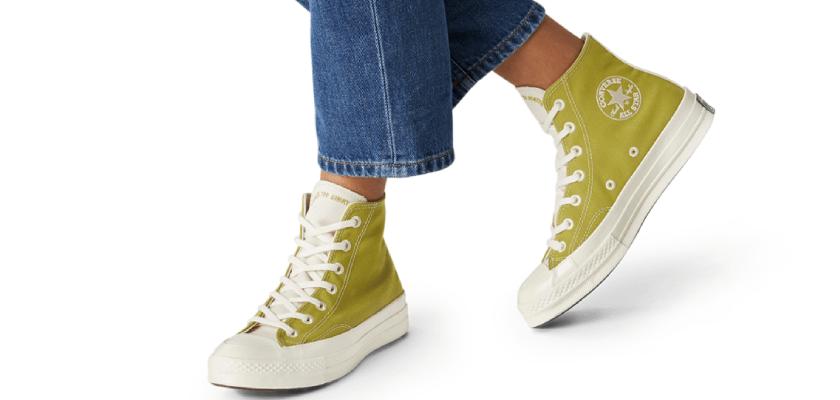 Colección Reniew de Converse tiene la misma durabilidad que cualquier otro modelo