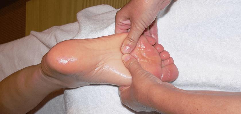 Características del pie femenino, especificaciones