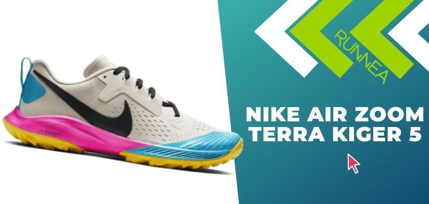 Colección Nike React, Nike Air Zoom Terra Kiger 5