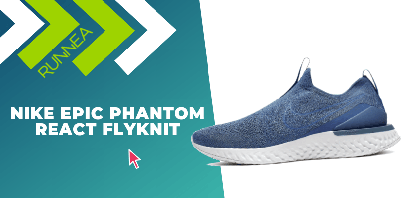 Colección Nike React, Nike Epic Phantom React Flyknit