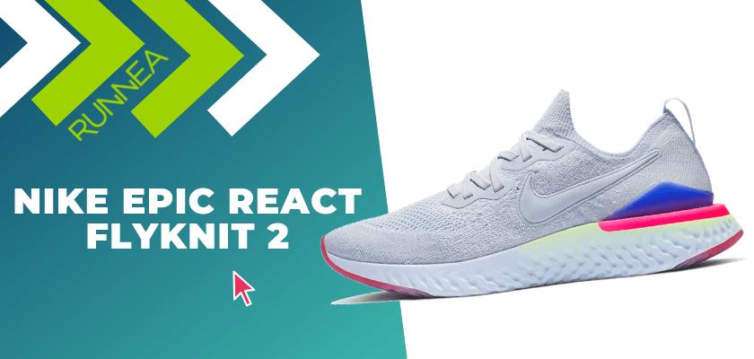 Colección Nike React, Nike Epic React Flyknit 2