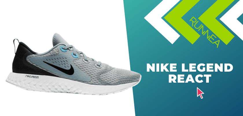 Colección Nike React, Nike Legend React