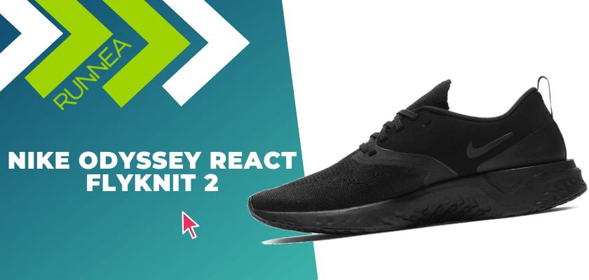 Colección Nike React, Nike Odyssey React Flyknit 2