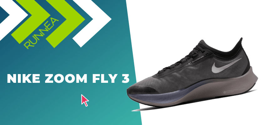 Colección Nike React, Nike Zoom Fly 3
