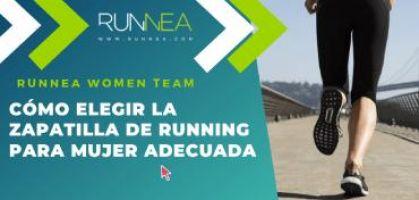 ¿Cómo elegir la zapatilla de running para mujer adecuada? Las 5 claves para acertar con tu compra