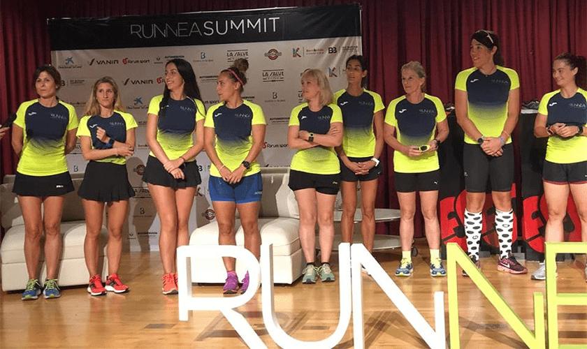 Yo corro con la regla ¡y con la copa menstrual!, Runna Women Team