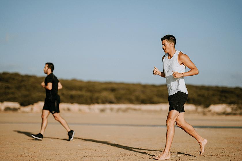 Todo los que necesitas saber para correr en la playa: Argumentos a favor y en contra - foto 1