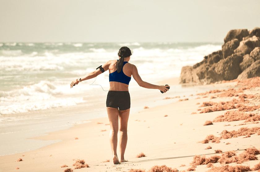 Correr en la playa con o sin zapatillas de running, posibles lesiones - foto 2