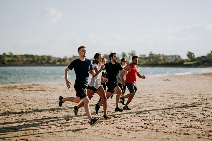 6 zapatillas de running para correr por la playa - foto 3