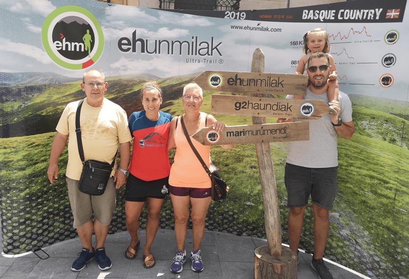 Crónica Marimurumendi 2019: ¡Finisher en su primer maratón de montaña en la Ehunmilak, galería - foto 4