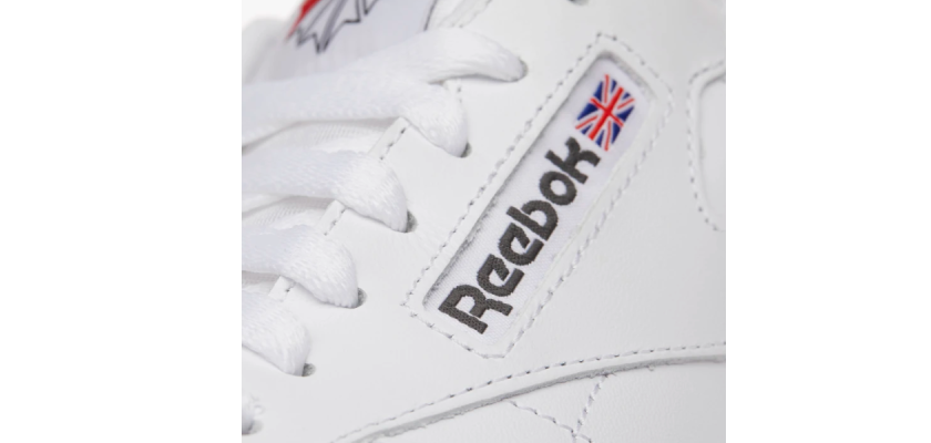 Cómo saber si tus Reebok Classic Leather son originales o falsas, cordonera