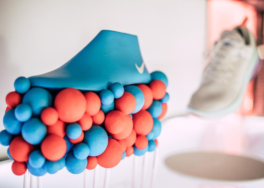 Runnea participa en el evento de Nike Joyride en Box Barcelona, burbujas