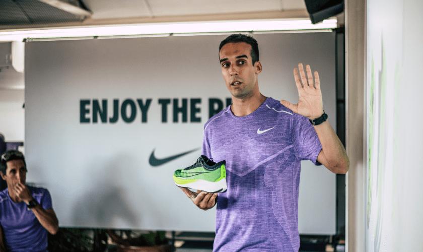 Runnea participa en el evento de Nike Joyride en Box Barcelona, enjoy running