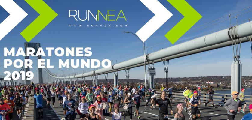 Carreras Populares Calendario.Calendario De Carreras Populares Maratones Para Correr Por El Mundo
