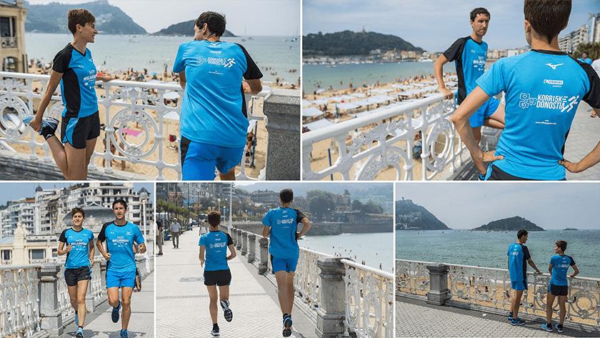 Mizuno vestirá a los inscritos de la 15K Donostia 2019 con la camiseta técnica oficial - foto 4