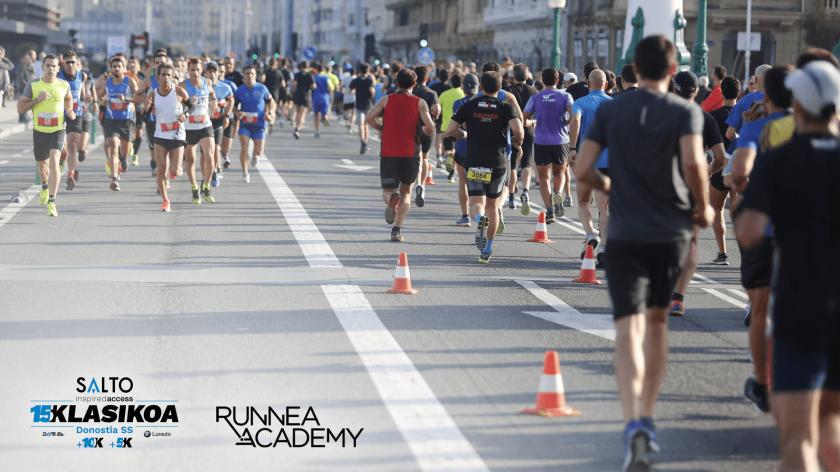 Mizuno Wave Ultima 11 y Mizuno Wave Sonic 2 para correr la 15k Donostia 2019 - plan de entrenamiento con Runnea Academy - foto 1