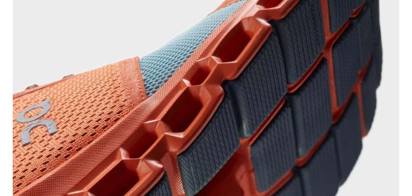 UA HOVR Apex cuenta en la mediasuela con la mejor tecnología de la marca americana