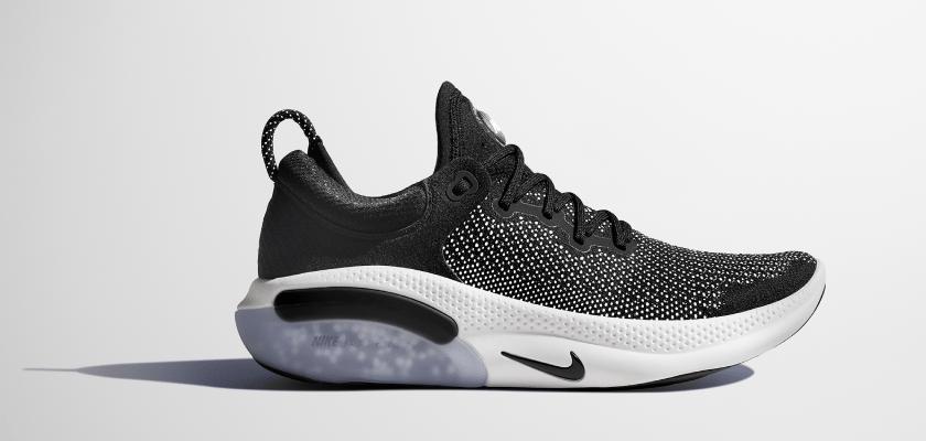 Nike Joyride Run Flyknit, negras