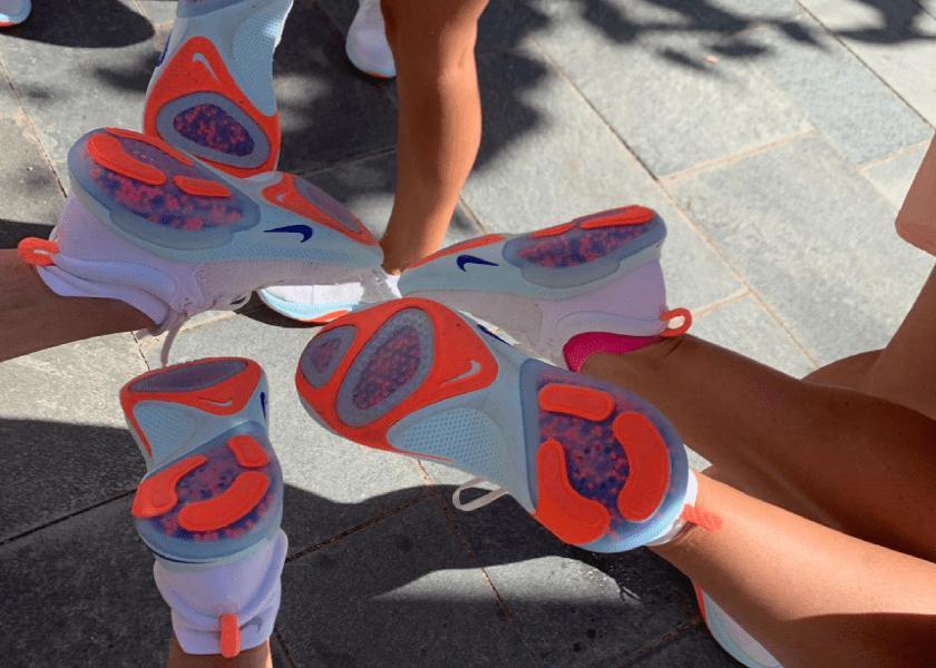 Nike Joyride Run Flyknit, sensaciones carrera