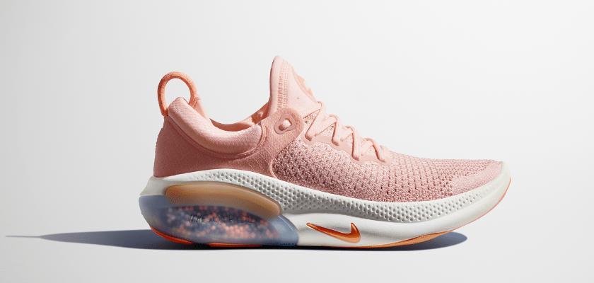 Nike Joyride Run Flyknit, rosas