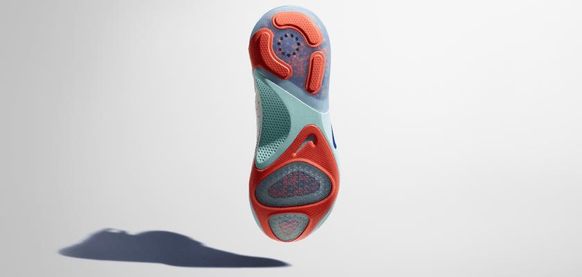 Nike Joyride Run Flyknit, suela