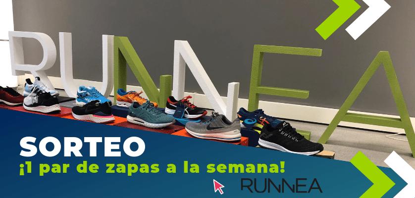 SorteoYoRunneo: ¡Una zapatilla de running a la semana!