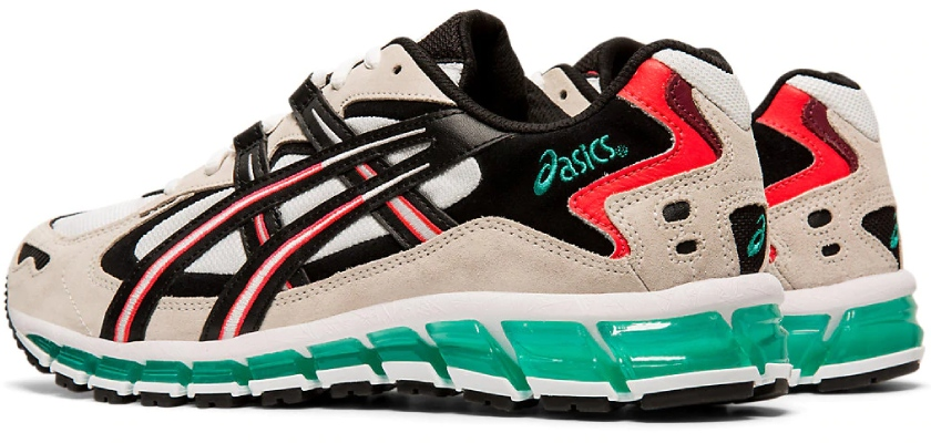 Asics Tiger Gel Kayano 5 360 cuenta con una gran combinación de colores