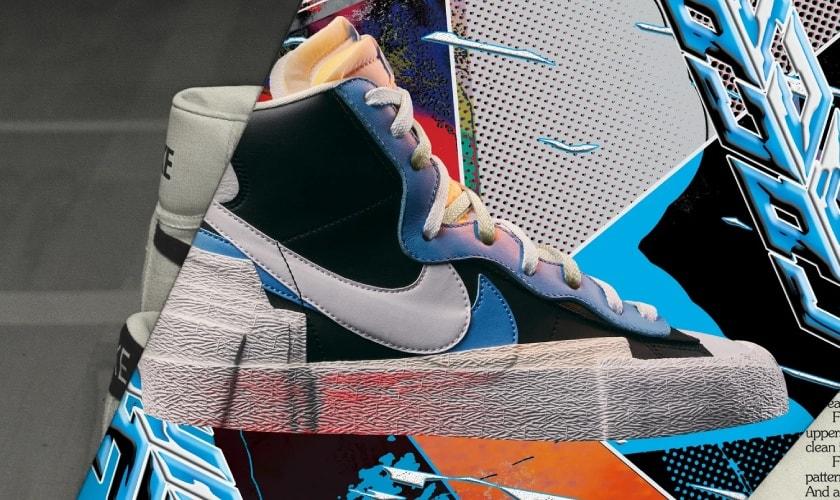 Nike Blazer MID, colores sobrios