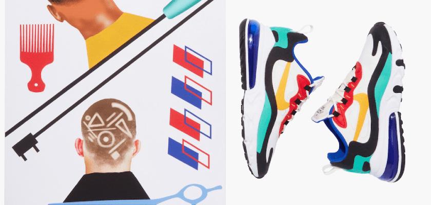 Movimientos artísticos que inspiran los nuevos colores de las Nike Air Max 270 React, Bauhaus