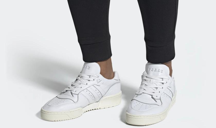 Adidas Rivarly Low ceunta con diseño atemporal