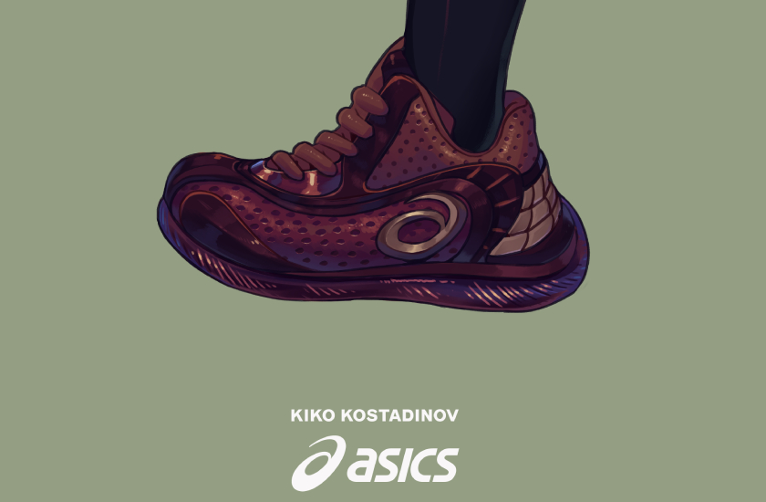 Kiko Kostadinov y su estilo único