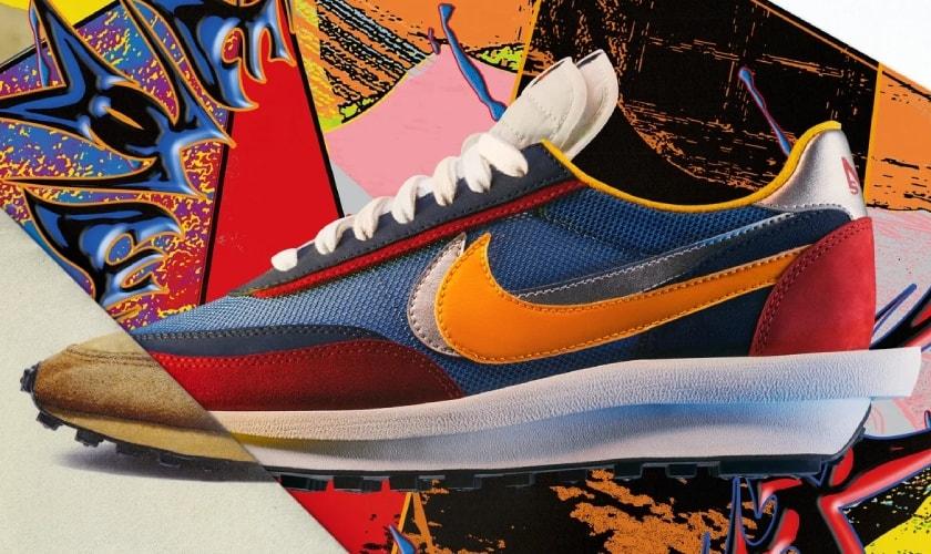 Nike x Sacai pasado y presente